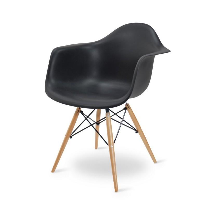 Дизайнерско кресло EMS ARM black
