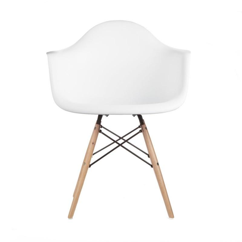 Дизайнерско кресло EMS ARM white