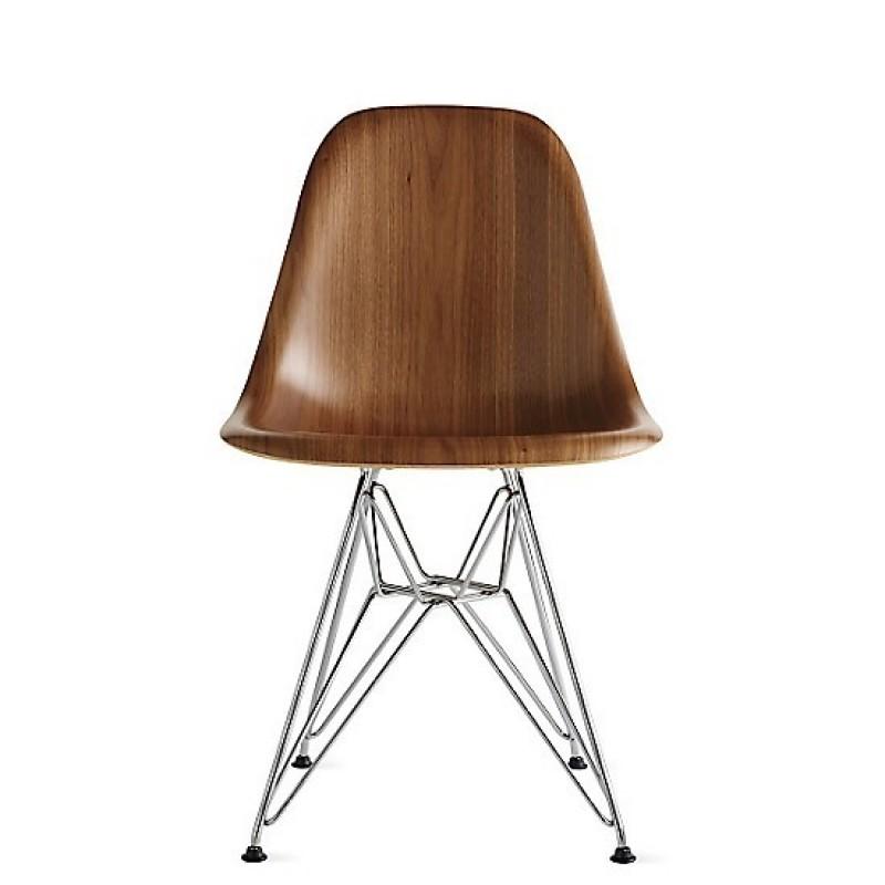 Модерен стол с метални крака EMS WOOD