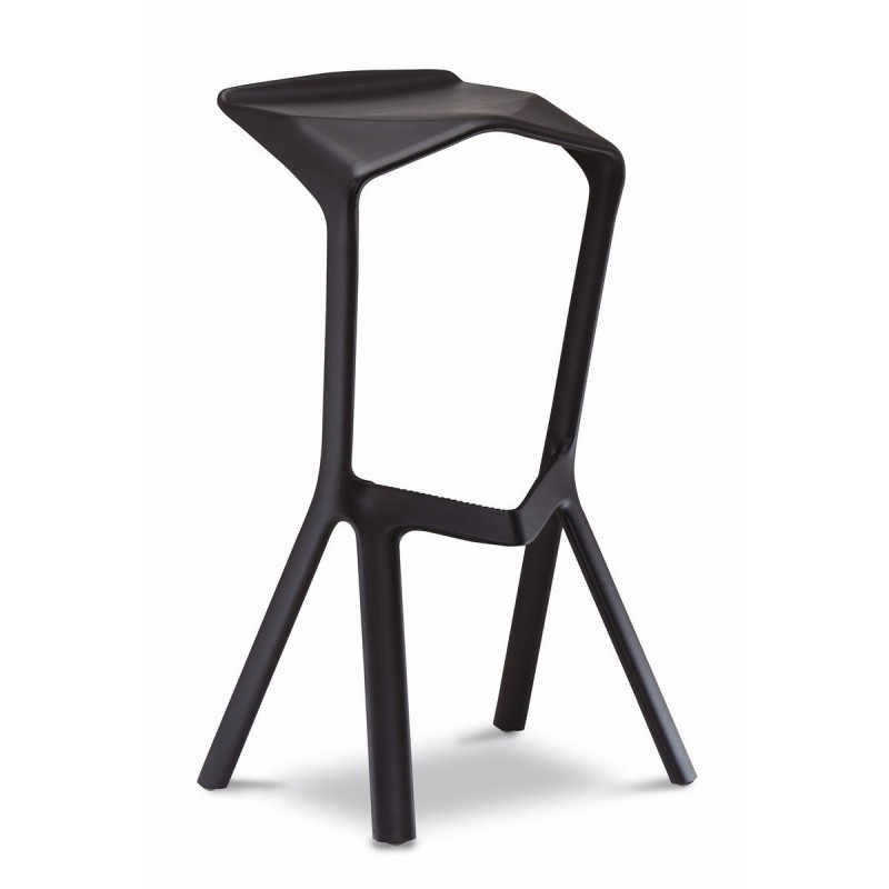Дизайнерски бар стол GRCIC black...