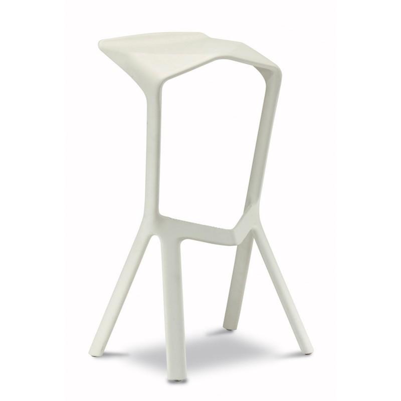 Дизайнерски бар стол GRCIC white...
