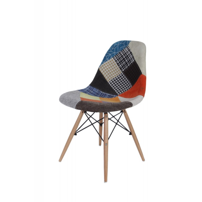 Тапициран дизайнерски стол, EMS FAB
