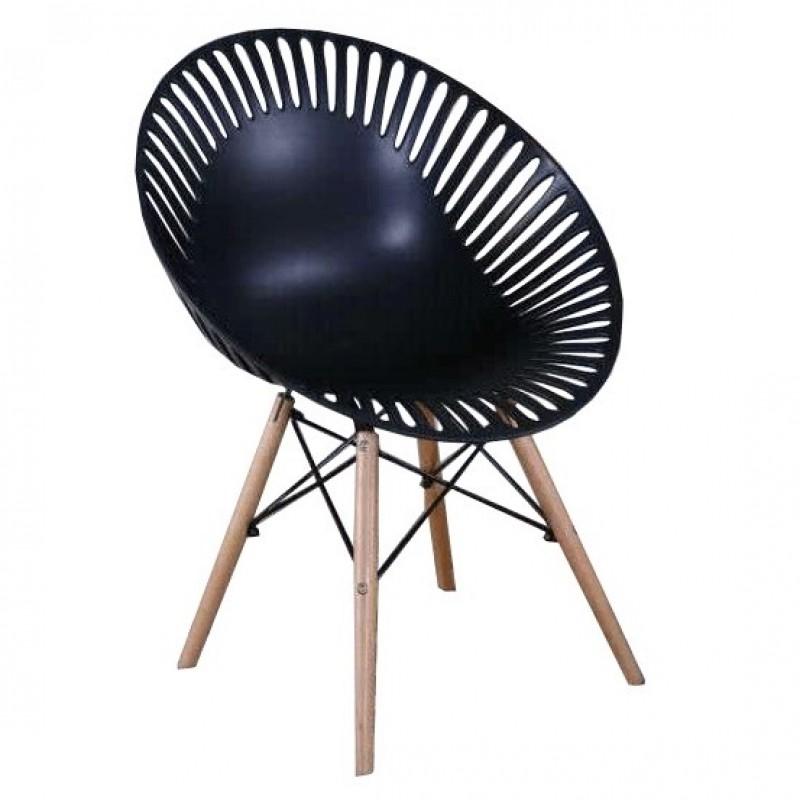 Дизайнерско кресло EMS FUNKY Blac...