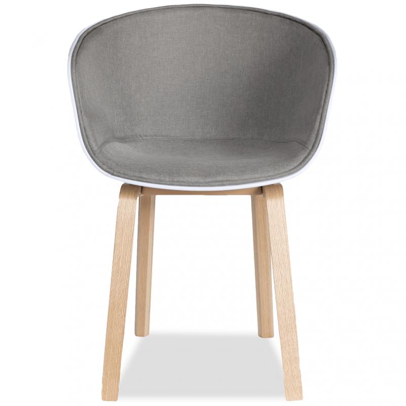 Дизайнерско тапицирано кресло NORDIC
